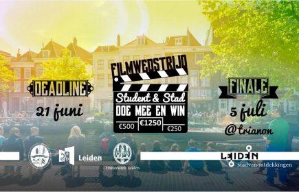 Filmwedstrijd Student & Stad 2018